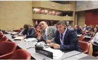 النائب السعود يطالب بطرد وفد الكنيست من مؤتمر جنيف (فيديو)