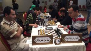 """تعادل للأمانة وخسارة للأرينا في """"شطرنج"""" الأندية العربية"""