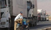 حركة الشاحنات بين الأردن والسعودية مستمرة كالمعتاد