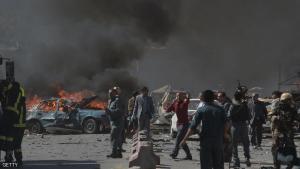 أفغانستان  ..  30 قتيلا في هجوم استهدف مسجدا للشيعة في كابول