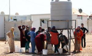 86 % من اللاجئين السوريين دون خط الفقر