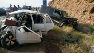 اربد ..  وفاة شاب واصابة اخر بتصادم مركبتين