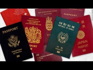 تعرف على سر لون جواز سفرك