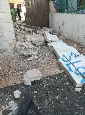 """انفجار """" كيزر ماء """"  داخل منزل في طبربور (صور)"""