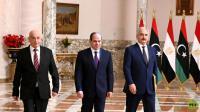 مصر لا تستبعد تقسيم ليبيا إلى ثلاثة أجزاء