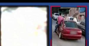 ضبط مركبة هدد سائقها حياة الركاب بالخطر (فيديو)