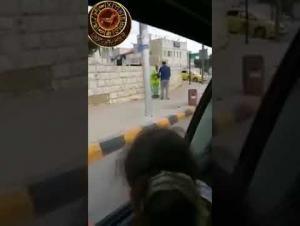 توقيف مراقب بالأمانة اعتدى على عامل وطن (فيديو)