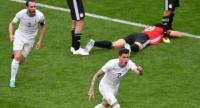الأوروغواي تهزم الفراعنة بالوقت القاتل