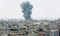اتفاق على عودة التهدئة في غزة
