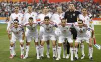 فوز منتخبنا الوطني على السعودي بثلاثة أهداف