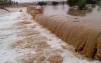 إنقاذ 55 طالبا وطالبة حاصرتهم مياه الأمطار بالأغوار الجنوبية