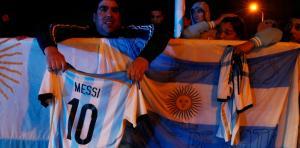 اعتزال ميسي يصيب الأرجنتين بالشلل