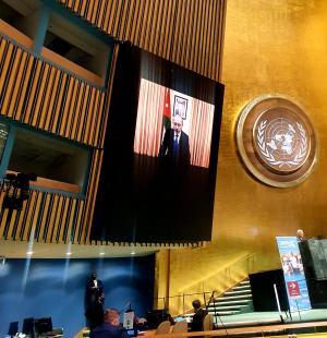 الصفدي: الدولة الفلسطينية المستقلة السبيل الوحيد للسلام