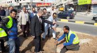 بلدية الزرقاء تطلق حملة الربيع (صور)