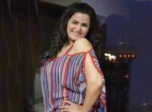 سما المصري توضح حقيقة صورها العارية على «فيس بوك»