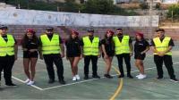 شرطيات بـ(شورتات) قصيرة يشعلن جدلا لبنانيا