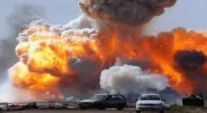 ليبيا: تفجير انتحاري بسيارة مفخخة يستهدف السفارة الإيطالية