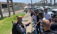 اعتقال 3 شبان في يافا