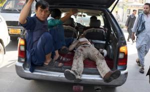 عشرات القتلى والجرحى بتفجير مفخخة في كابول