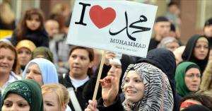 الإسلام أكثر الديانات نموا في العالم
