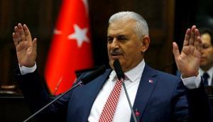 تركيا تعلن دخول قواتها الى عفرين