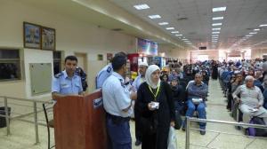 الإحتلال يمنع 7 فلسطينيين من القدوم للأردن