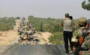 تركيا تعلن انتهاء عمليتها العسكرية في سورية