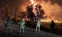 مقتل 20 واصابة العشرات بانفجار في المكسيك (فيديو)