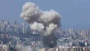 """تقرير :"""" اسرائيل"""" هاجمت مرفأ بيروت بسلاح جديد"""