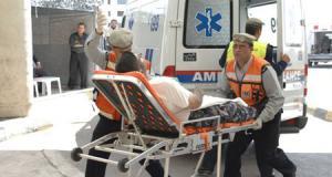 اصابة بتسرب كلور داخل محطة مياه في اربد