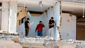زلزال بقوة 4.3 يضرب غرب ايران و وقوع عشرات الإصابات