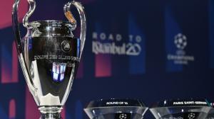 مواجهات نارية في قرعة نهائي دوري أبطال أوروبا