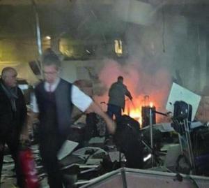"""وفاة الطفل الاردني ريان متأثراً بتفجيرات """"اتاتورك"""""""