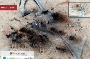 """""""داعش"""" يدمر مروحيات روسية بقاعدة سورية (صور)"""