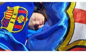 """ولادة """"ميسي الأردني"""" في مستشفى البشير (صور)"""