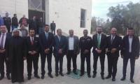 نواب اردنيون يغادرون الى سوريا