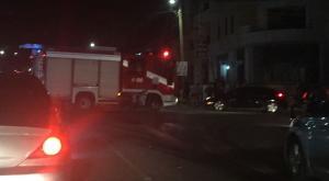 8 اصابات بتصادم مركبتين في اربد