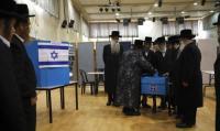 بالأرقام  ..  النتائج الأولية للإنتخابات الصهيونية