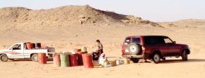 السعودية: مهربو الوقود الى الاردن تحت السيطرة