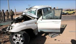 وفاة 3 أردنيين بحادث قرب العاصمة السعودية الرياض