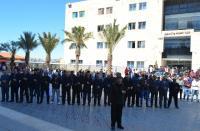 صلاة الغائب على ارواح الشهداء في جامعة عمان الاهلية