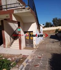 """إصابة طالبة بسقوط """"قصارة"""" من سقف مدرسة بدير علا (صور)"""
