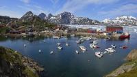 توقع حدوث كارثة مناخية في جزيرة غرينلاند