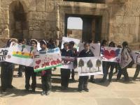 """مبادرة """"عمان بعيون أطفالها"""" تواصل جولاتها"""
