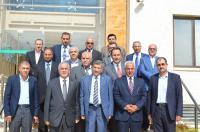 """""""عمان الأهلية"""" تتسلم راية الاتحاد الرياضي للجامعات الأردنية"""