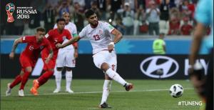 "مباراة "" تونس - انجلترا"" ( 2-1)  لصالح انجلترا - صور"