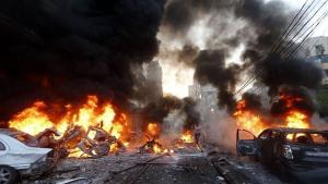نيجيريا  ..  50 قتيلا بتفجير انتحاري في مسجد