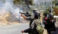الاحتلال يطلق النار تجاه المزارعين جنوب غزة