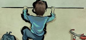 """اصابة طفل اثر سقوطه من """"سطح"""" منزل في الزرقاء"""