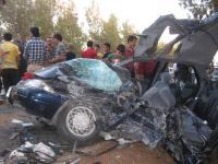 وفاة ثمانينية وإصابة اثنين بحادث دهس وتدهور في مادبا